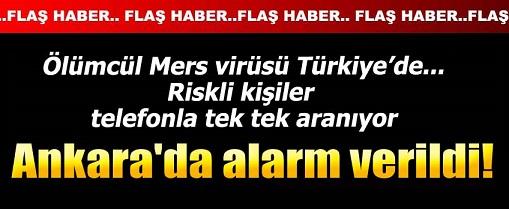 Sağlık Bakanlığı, Suudi Arabistan'dan Türkiye'ye döndükten 5 gün sonra hayatını kaybeden Türk hastanın, önceki gün tetkik sonuçlarına göre MERS-CoV olduğunun belirlenmesi üzerine alarma geçti. Bakanlık Hacca gidip gelenlerin de risk altında olabileceği ihtimalini öne sürdü.